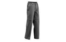Vaude Men&#039;s Farley Stretch T-Zip Pants anthracite